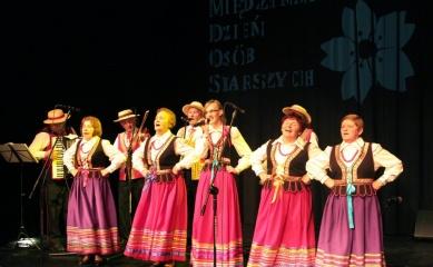 Obrazek przedstawiający obchody Międzynarodowego Dnia Osób Starszych