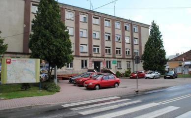 Obrazek przedstawiający budynek urzędu